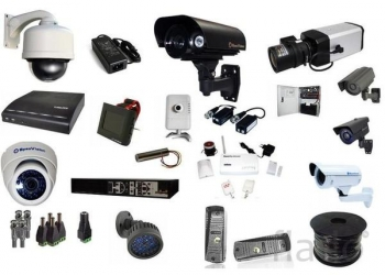 Продажа и монтаж систем видеонаблюдения и контроля доступа, ремонт.