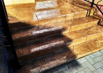 Печатный бетон «Под ключ»