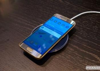 Беспроводная зарядка для любых Android и iOS телефонов!