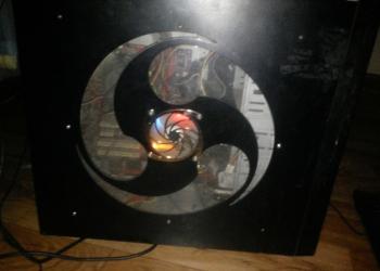Компьютер с жк монитором