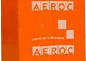 Газобетон  Аэрок  D-400/500/600