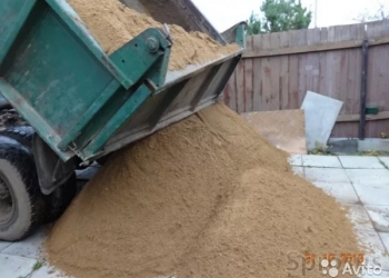 Отсев песка