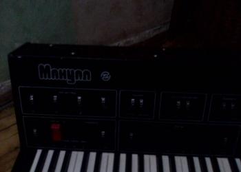 Продаю  «Мануал»синтезатор1987г.