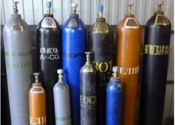 Куплю Газовые баллоны разных объемов