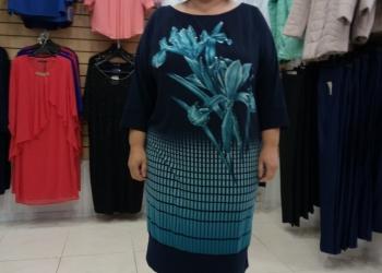 Платье , р-р 58,60