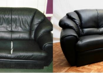 Реставрация, обивка, ремонт мягкой мебели.