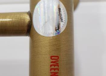 Полотенцесушитель бронзовый 50×80 водяной.