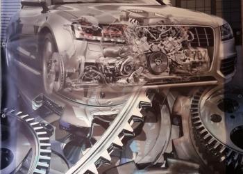 Двс, машинокомплекты на  Mercedes, Iveco Daily, Мen
