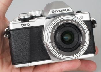 Фотокамера 1000-Olympus-OMD-EM10-MarkII