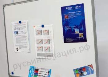 Магнитно-маркерные доски с доставкой в Самарскую область по выгодным ценам