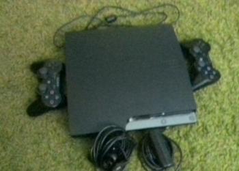 Прошитая PS3 + 26 дисков!
