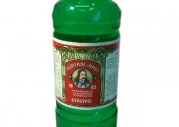 """Минеральная лечебная вода """"Хуняди Янош"""" (Венгрия)"""