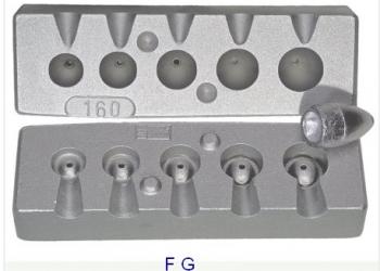 формы для литья грузил