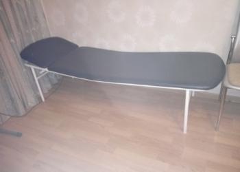 массажная скамейка-лежак