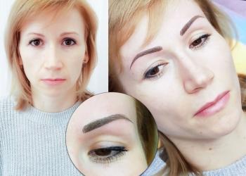 Перманентный макияж, татуаж, микроблейдинг