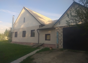 Дом 100 кв м  с участком 24,5 соток,пригород г.Тулы, 25 км от центра