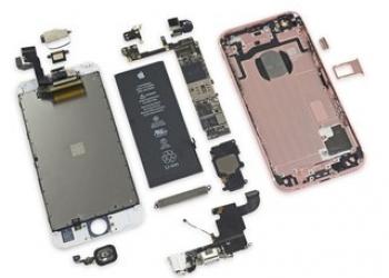Ремонт iPhone, замена батареи, дисплея недорого