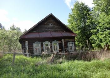 Земельный участок 18 соток с домом