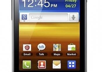Смартфон Samsung S6312 Galaxy Y Duos
