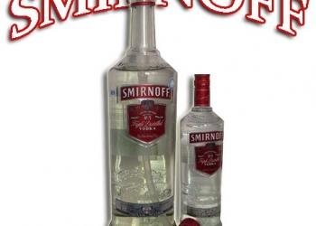 Smirnoff 3,0 L. - Смирнов 3,0 литра С НАСОСОМ