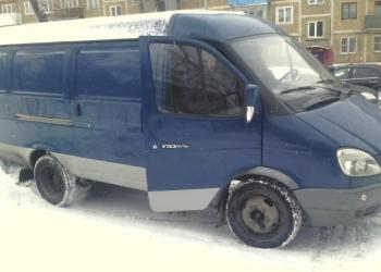 Продам Газ 2705 (цельнометаллический фургон)