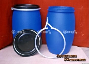 бочки пластиковые полиэтиленовые пластмассовые под воду
