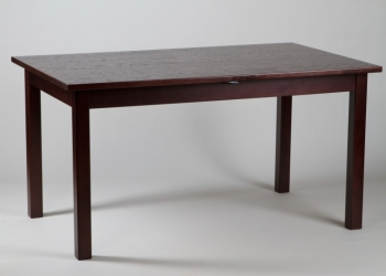 Классический раскладывающийся стол из массива бука
