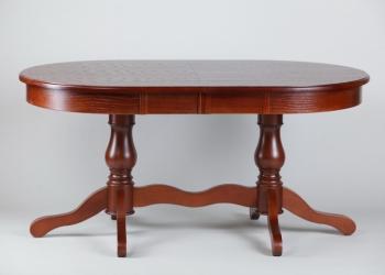 Овальный стол из массива бука, по специальной цене - Акция!
