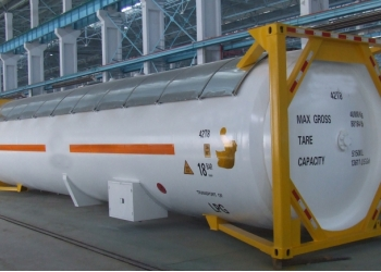 Танк – контейнер Т50 для газа, LPG, СУГ