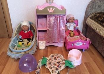 Игрушки для девочки Baby Born