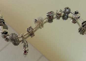 Оптовая продажа наборных ювелирных украшений (Lala Bella)