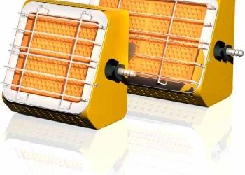 Инфракрасный газовый обогреватель Aeroheat IG от производителя Саво