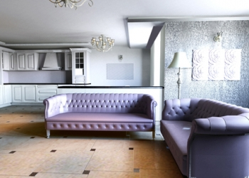 Дистанционно дизайн интерьера - улучшим качество Вашей жизни! От 1 комнаты.