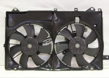 вентилятор охлаждения Тойота Приус