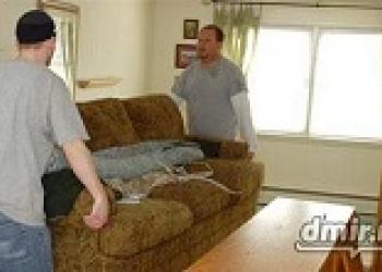 Вывоз утилизация дивана недорого