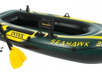 Надувная лодка Seahawk 2 intex