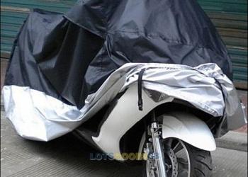 Новый чехол для мотоцикла
