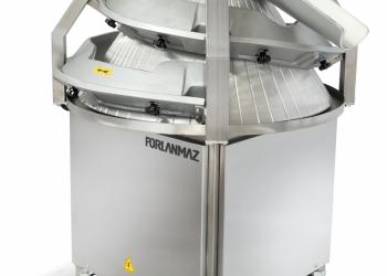 Тестоокруглитель PMCR 2000 от 50 грамм до 1000 грамм!