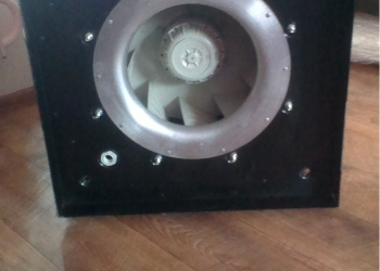 Вентилятор Крышный TOE-355-4