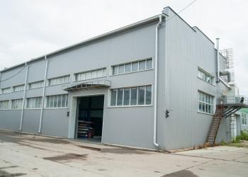 Производственный Комплекс 12000м2. (Завод)