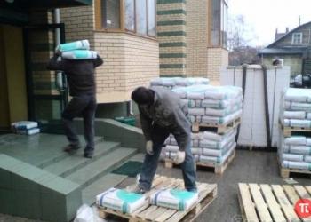 Подъем строительных материалов, фанеры, двп без лифта Грузчики  - 28 - 20 - 830