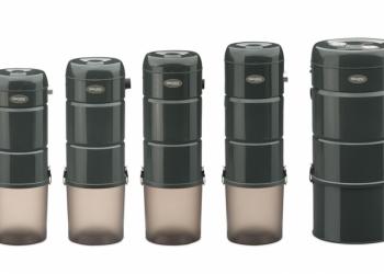 Агрегат встроенного пылесоса Vacuflo 488Q