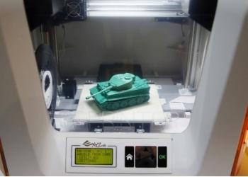 3 D принтер КАЖДОМУ !!!