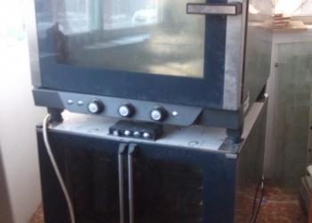 Печь конвекционная Unox BX 693 Италия и Шкаф расстоечный Unox XL 413.