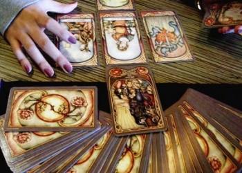 магические обряды и гадание на таро