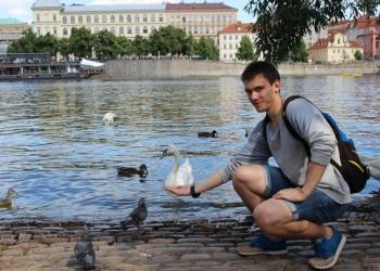 Летние языковые курсы в Праге.