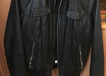 Куртка из настоящей кожи