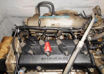 Nissan QR25-DE - 010523A AT FF алюминиевый коллектор, брак селектора