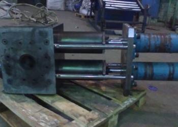 фильтр (шибер) для замены сетки на грануляторе,экструдоре