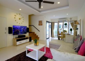 Таунхауз рядом с морем, 3 спальни, Laguna Park, Bangtao, Phuket, Thailand